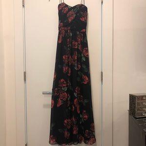 Erin Featherston Rose Dress